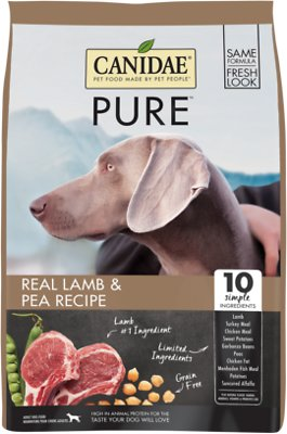 CANIDAE Grain-Free PURE Limited Ingredient