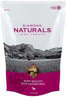 Diamond Naturals Dog Treat Puppy Biscuits