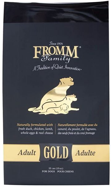 Fromm Family Gold Adult Dry Dog Food