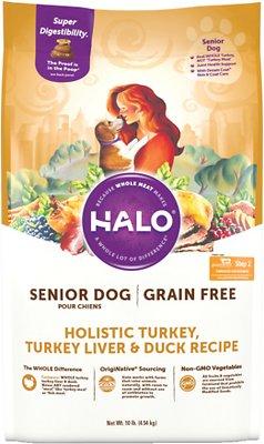 Halo Holistic Senior Grain-Free
