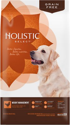 Holistic Select Weight Management Grain Free