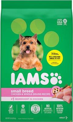 Iams ProActive Health Adult Small Breed Dry Dog Food