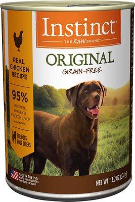 Instinct Original Grain-Free Wet Canned Dog Food