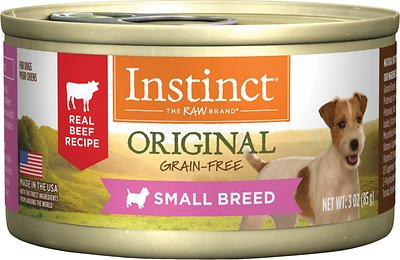 Instinct Original Small Breed Grain-Free