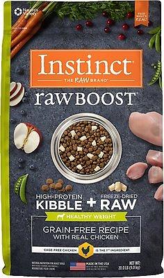 Instinct Raw Boost Healthy Weight Grain-Free