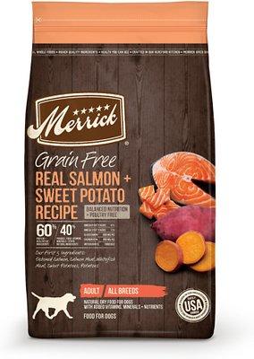 Merrick Grain-Free Adult Dry
