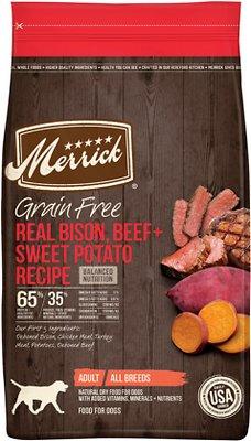 Merrick Grain-Free Adult/All Breed Dry Dog Food