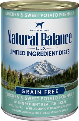 Natural Balance Limited Ingredient Diets Grain-Free