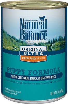 Natural Balance Original Ultra Whole Body Health Puppy