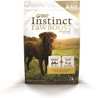 Nature's Variety Instinct Raw Boost Grain Free
