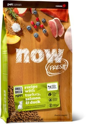 Now Fresh Small Breed Puppy Recipe Dry Dog Food