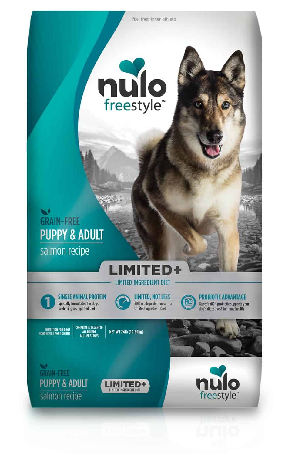 Nulo Freestyle Limited+ Puppy Grain-Free