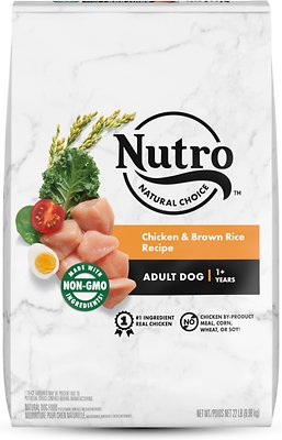 Nutro Natural Choice Adult 1+ years