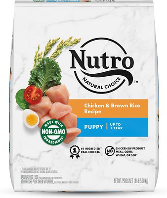 Nutro Natural Choice Puppy Dry Dog Food