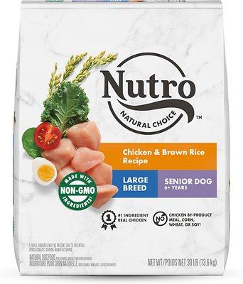 Nutro Natural Choice Large Breed Senior