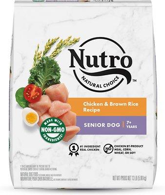 Nutro Natural Choice Senior 7+