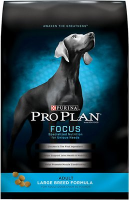 Purina Pro Plan Adult Large Breed Chicken & Rice Formula Dry Dog Food