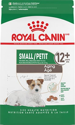 Royal Canin Size Health Nutrition Small Aging 12+ Dry Dog Food