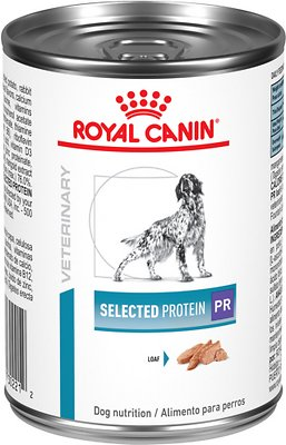 Royal Canin Veterinary Diet Selected Protein Adult PR Canned Dog Food