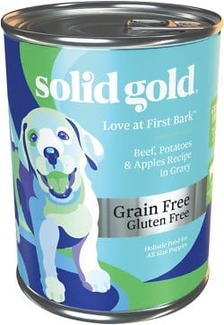 Solid Gold Love At First Bark Puppy Canned Dog Food