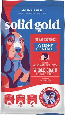 Solid Gold Fit & Fabulous Weight Control