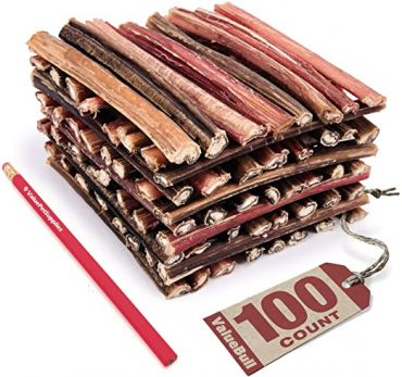 ValueBull Bully Sticks for small dogs