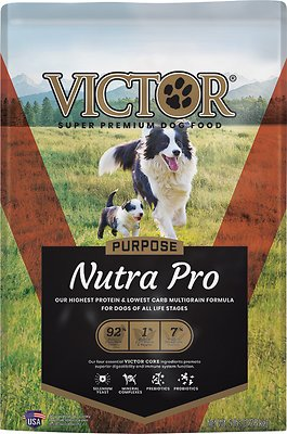 VICTOR Purpose Nutra Pro Dry Dog Food