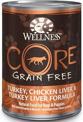 Wellness CORE Grain-Free Canned Dog Food