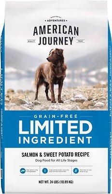 American Journey Limited Ingredient Salmon & Sweet Potato Recipe Grain-Free Dry