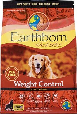 Earthborn Holistic Grain-Free Weight Control Dry Food