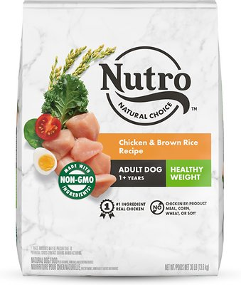 Nutro Natural Choice Healthy Weight Dry Dog Food