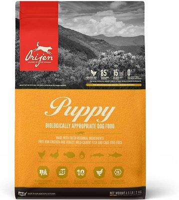ORIJEN Puppy Grain-Free Dry Puppy Food