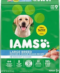 IAMS ProActive Health Large Breed Adult Dry Dog Food