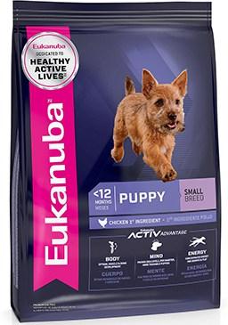 Eukanuba Small Breed Puppy Dry Dog Food